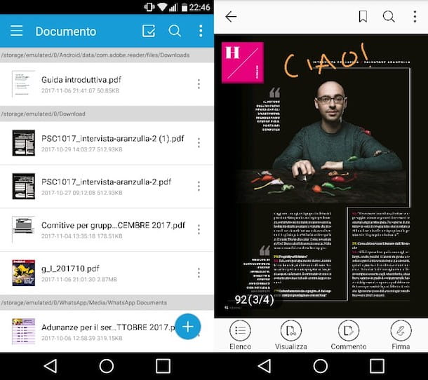 Foxit PDF (Android / iOS / Windows)